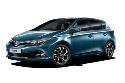 Toyota Auris Hybrid 1.8 VVTi Hybrid Icon Tech TSS 5dr CVT Business Contract Hire 6x35 10000