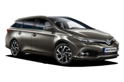 Toyota Auris Sport Tourer 1.2T Icon Tech TSS 5dr 6Mt Business Contract Hire 6x35 10000