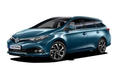 Toyota Auris Hybrid Sport Tourer 1.8 VVTi Hybrid Icon Tech TSS 5dr Auto Business Contract Hire 6x35 10000