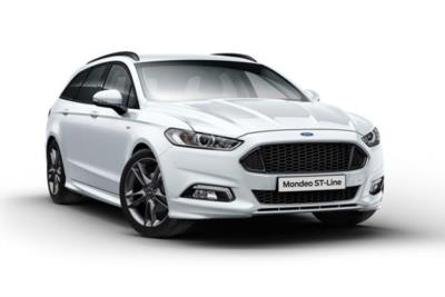 Ford Mondeo Diesel Estate 2.0 TDCi 180 ST-Line Edition 5dr Powershift 18 Business Contract Hire 6x35 10000