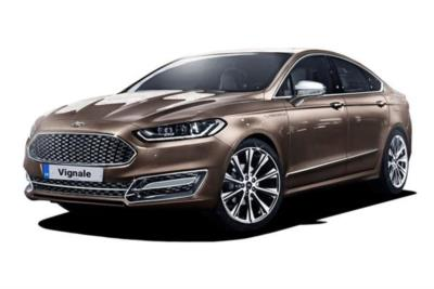 Ford Mondeo Vignale Diesel Hatchback 2.0 TDCi 210 5dr Powershift 18 Business Contract Hire 6x35 10000