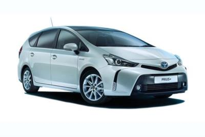 Toyota Prius Plus 1.8 Vvti Icon TSS 7 Seat 5dr Cvt Auto (Nav) Business Contract Hire 6x35 10000