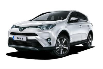 Toyota Rav4 Diesel Estate 2.0 D-4D Icon TSS 5dr [Cloth] 6Mt 2WD Business Contract Hire 6x35 10000