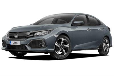 Honda Civic Hatchback 1.0 VTEC Turbo EX 5dr CVT 17 Business Contract Hire 6x35 10000