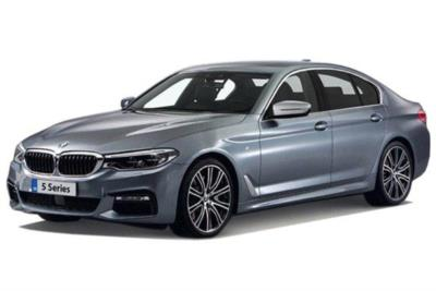 Bmw 5 Series Saloon 530e M-Sport 4dr Step Auto Business Contract Hire 6x35 10000