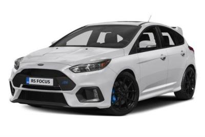 Ford Focus RS RS 2.3 EcoBoost 350ps 5dr 6Mt Business Contract Hire 6x35 10000