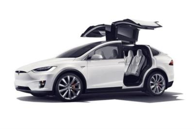 Tesla Model X Hatchback 100kWh Dual Motor 5dr Auto Business Contract Hire 6x35 10000