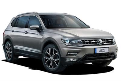 Volkswagen Tiguan Allspace Diesel Estate 2.0 TDI 4Motion SE Nav 5dr Business Contract Hire 6x35 10000