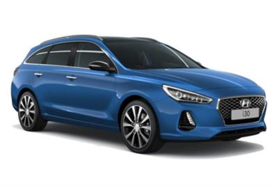 Hyundai I30 Diesel Tourer 1.6 Crdi 110ps Blue Drive Se Nav 5dr 6At Business Contract Hire 6x35 10000