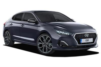 Hyundai I30 Fastback 1.4T Gdi Se Nav 5dr DCT Business Contract Hire 6x35 10000
