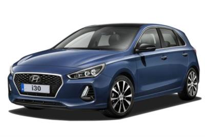 Hyundai I30 Hatchback 1.4 100ps Blue Drive Se Nav 5dr 6Mt Business Contract Hire 6x35 10000