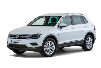 Volkswagen Tiguan Diesel Estate 2.0 Tdi 150ps BMT Sel 5dr DSG Auto Business Contract Hire 6x35 10000