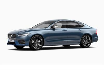 Volvo S90 2.0 T5 R-Design Pro 4dr Geartronic Business Contract Hire 6x35 10000