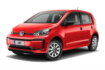 Volkswagen Up Hatchback 1.0 60ps Move Up 5dr 5Mt Business Contract Hire 6x35 10000