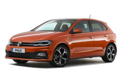 Volkswagen Polo Hatchback 1.0 Tsi 115ps R-Line 5dr DSG Business Contract Hire 6x35 10000