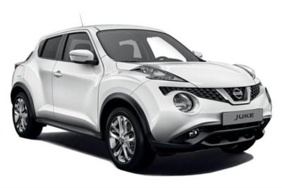 Nissan Juke Diesel Hatchback 1.5 Dci Acenta (Comfort Pack) 5dr 6Mt Business Contract Hire 6x35 10000