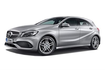 Mercedes Benz A Class Hatchback A160 1.6 102ps AMG Line 5dr 6Mt Business Contract Hire 6x35 10000