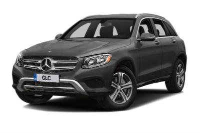 Mercedes Benz GLC Class Diesel Estate 220d 4Matic AMG Line Premium 5dr 9G-Tronic Business Contract Hire 6x23 8000