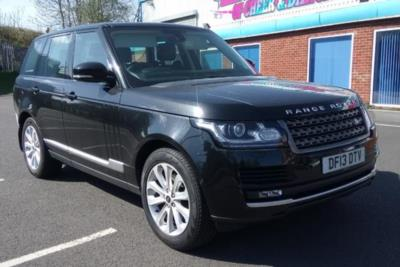 Land Rover Range Rover Diesel Estate 3.0 Tdv6 258ps Vogue 4dr Auto Business Contract Hire 6x35 10000