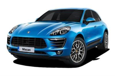 Porsche Macan Diesel Estate 3.0 V6 S PDK Auto Business Contract Hire 6x35 10000