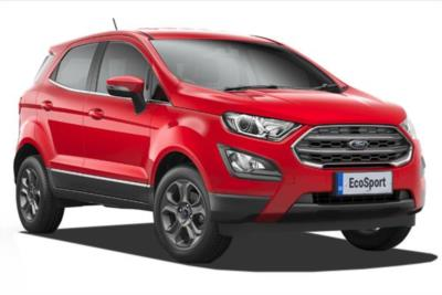 Ford Ecosport 1.0 Ecoboost 125 Titanium [Lux Pack] 5dr Business Contract Hire 6x35 10000