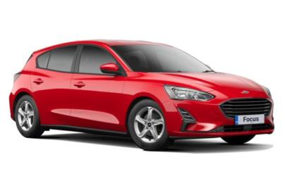 Ford Focus Hatchback 1.0 EcoBoost 85 Style 5dr Business Contract Hire 6x35 10000