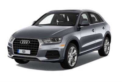 Audi Q3 Estate Special Editions 1.4 Tfsi 150ps CoD S Line Edition 5dr 6Mt Business Contract Hire 6x35 10000