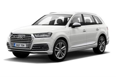 Audi Q7 Diesel Estate 4.0 Tdi Quattro 435ps SQ7 5dr 8At Business Contract Hire 6x35 10000