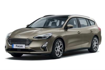 Ford Focus Vignale Estate 1.0 EcoBoost 125 5dr Business Contract Hire 6x35 10000