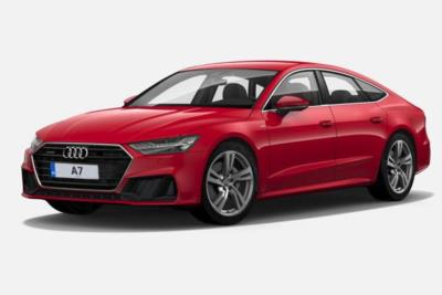 Audi A7 Sportback 55 Tfsi Quattro Sport 5dr S-Tronic Business Contract Hire 6x35 10000