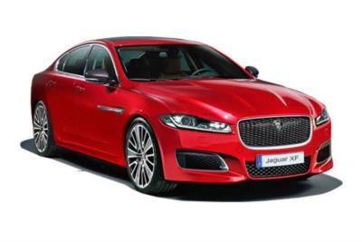 Jaguar Xf Saloon Special Editions 2.0d 180 R-Sport Black Edtion 4dr Auto Business Contract Hire 6x35 10000