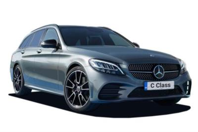 Mercedes Benz C Class Diesel Estate C220d AMG Line Premium 5dr 9G-Tronic 18 Business Contract Hire 6x35 10000