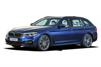 Bmw 5 Series Diesel Touring 520d Se 5dr Step Auto Business Contract Hire 6x35 10000