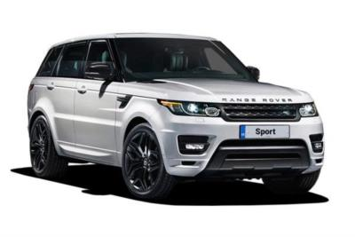 Land Rover Range Rover Sport Diesel Estate 3.0 Sdv6 HSE 5dr Auto Business Contract Hire 6x35 10000