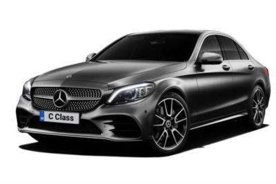 Mercedes Benz C Class Diesel Saloon C220d Amg Line 9G-Tronic 18 Business Contract Hire 6x35 10000