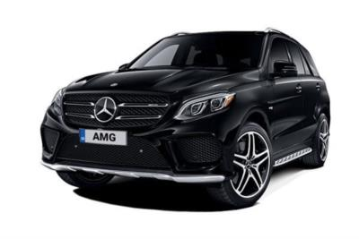 Mercedes Benz GLE AMG Estate 43 4Matic Night Edition 5dr 9G-Tronic Business Contract Hire 6x35 10000
