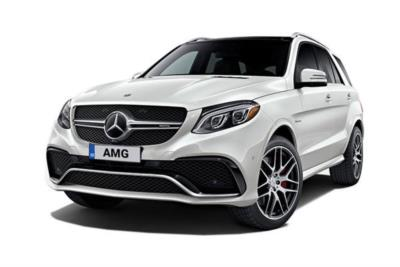 Mercedes Benz GLE AMG Estate 63 S 4Matic Night Edition 5dr 7G-Tronic Business Contract Hire 6x35 10000