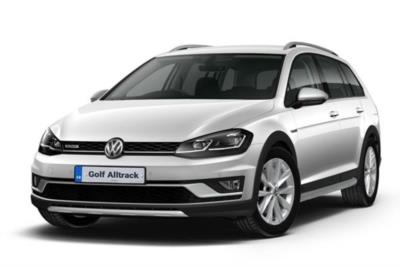 Volkswagen Golf Alltrack Diesel Estate 2.0 Tdi 184ps Alltrack 5dr Dsg 6At Business Contract Hire 6x35 10000