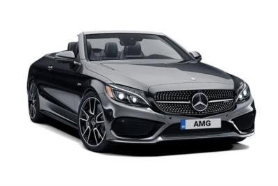 Mercedes Benz C Class AMG Cabriolet C43 4Matic Premium 2dr 9G-Tronic Business Contract Hire 6x35 10000