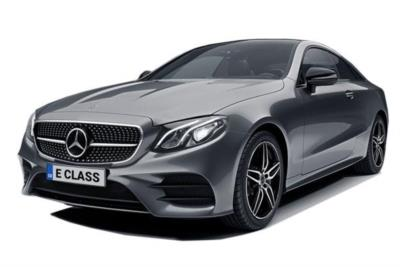 Mercedes Benz E Class Diesel Coupe E400d 4Matic AMG Line 2dr 9G-Tronic Business Contract Hire 6x35 10000