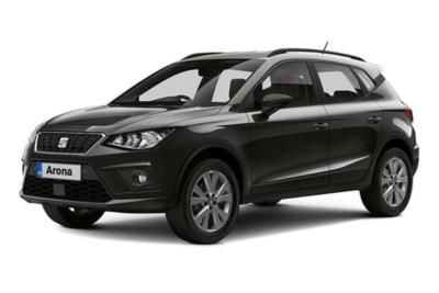 Seat Arona Hatchback 1.0 Tsi 115ps FR 5dr DSG Auto Business Contract Hire 6x35 10000