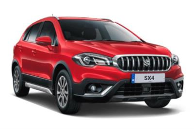 Suzuki Sx4 S Cross Hatchback 1.4 Boosterjet SZ5 All Grip 5dr Auto Business Contract Hire 6x35 10000