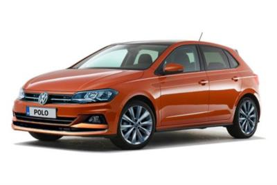 Volkswagen Polo Hatchback 1.0 Tsi 95ps Se 5dr 5Mt Business Contract Hire 6x35 10000