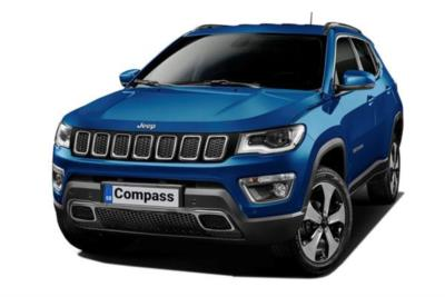 Jeep Compass Sw Diesel 2.0 Multijet 170 Limited 5dr 4WD Auto Business Contract Hire 6x35 10000
