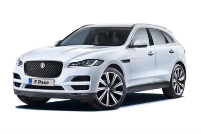 Jaguar F-Pace Special Editions 2.0d 240ps R-Sport Black Edition 5dr AWD Auto Business Contract Hire 6x35 10000