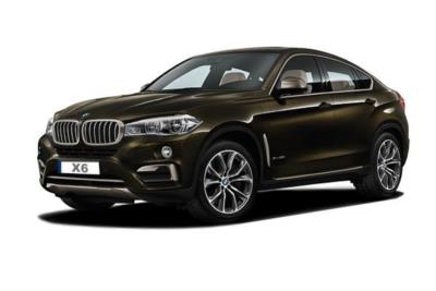 Bmw X6 Diesel Estate xDrive M50d 381ps 5dr Step Auto Lease 6x35 10000
