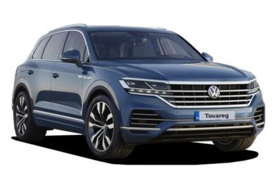 Volkswagen Touareg Diesel Estate 3.0 V6 Tdi 4Motion Sel 5dr Tip Auto Business Contract Hire 6x35 10000