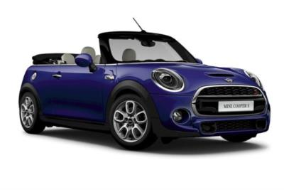 Mini Convertible Special Editions 2.0 Cooper S Anniversary Edition II 2dr Auto Business Contract Hire 6x35 10000
