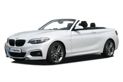 Bmw 2 Series Convertible 218i 136ps M Sport 2dr (Nav) Step Auto Business Contract Hire 6x35 10000