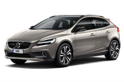 Volvo V40 Diesel Hatchback D4 (190ps) R-Design Nav Plus Geartronic Auto Business Contract Hire 6x35 10000